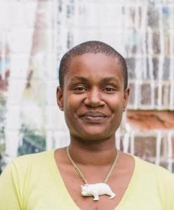 Official portrait of Annamie Paul.